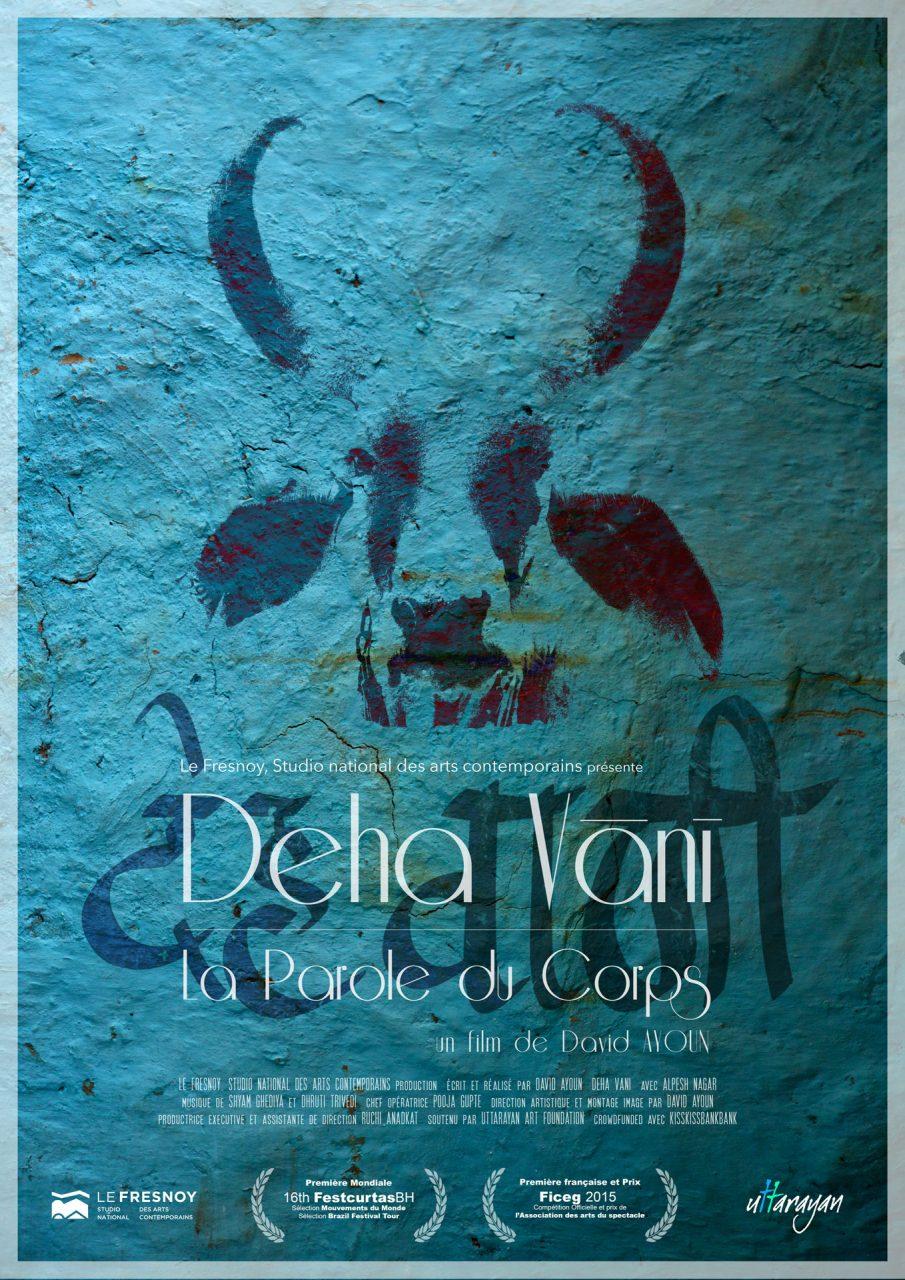 Deha-Vani---cow-poster-A4---fr
