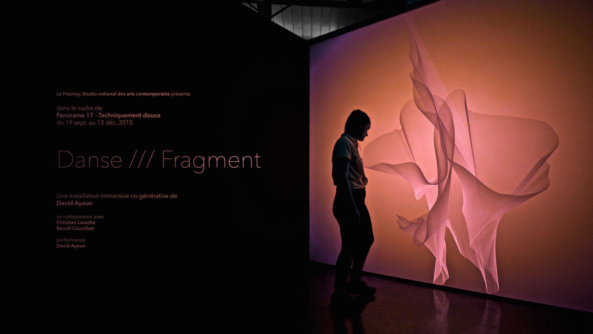 Danse /// Fragment (2015)