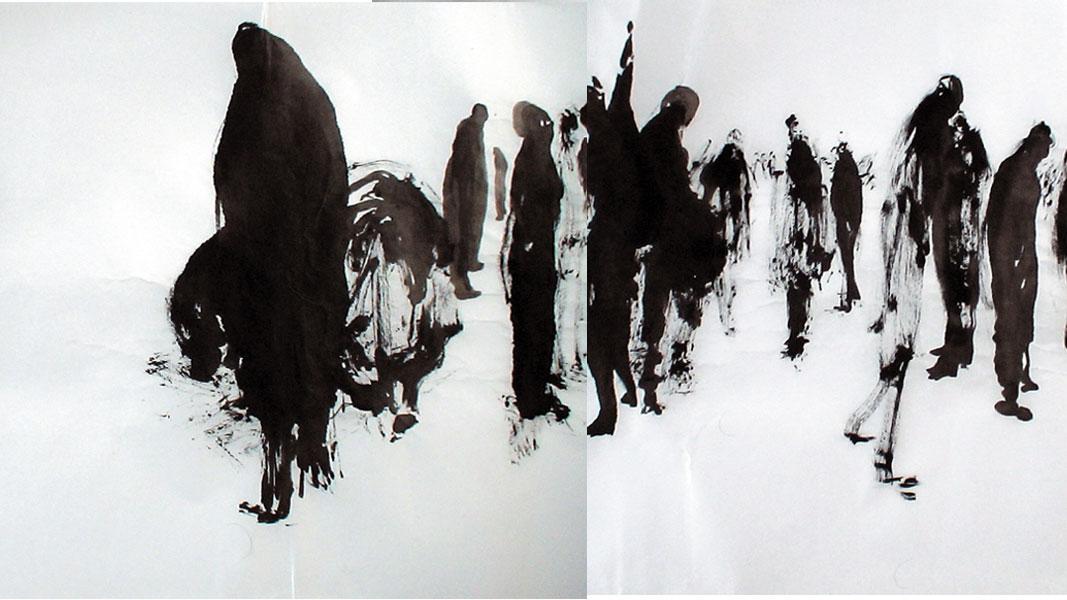 Crowd #1 (2006)